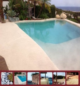 piscina de arena imagen